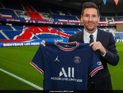 Messi in PSG squad for Reims Ligue 1 Trip